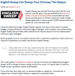 Feature story for chimney sweep in St. Louis, MO.