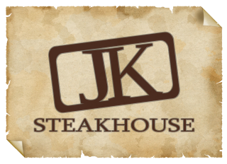 JK Steakhouse Menu