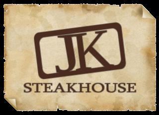 JK Steakhouse Menu