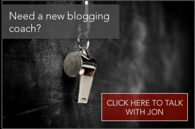 Do you need a blogging coach?